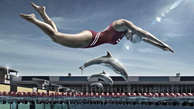 La nageuse Rania El Abdi participe au championnat du monde juniors de Natation