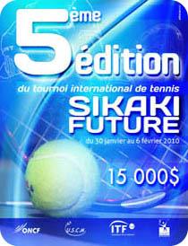 Affiche Web Sikaki 2010