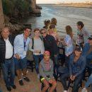 Visite touristique du staff et des joueuses – Le dimanche 24 avril 2016