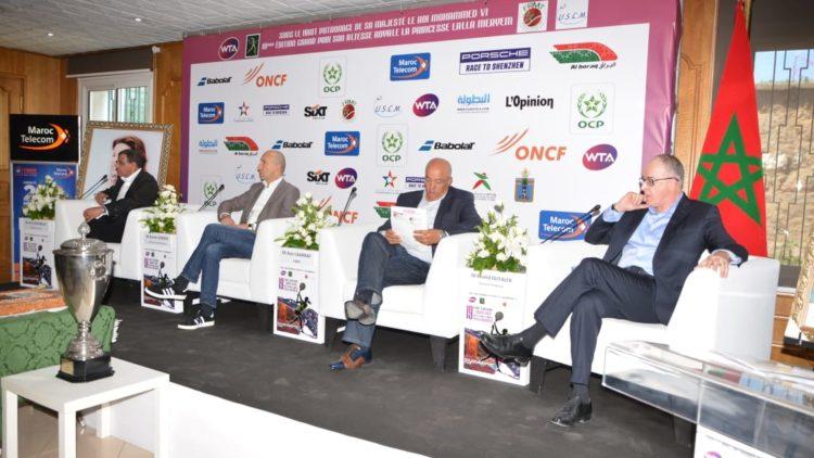 Conférence de presse du Grand Prix SAR Lalla Meryem 2019